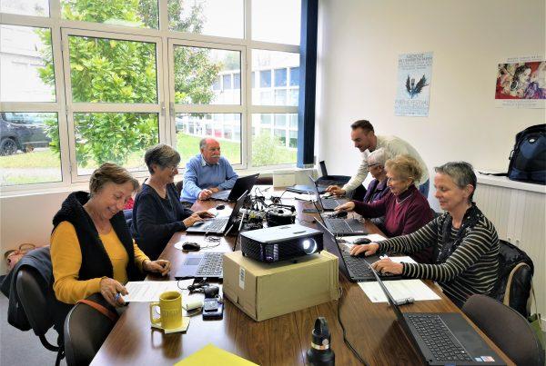 Atelier numérique itinérant LF64 - Nay EVS